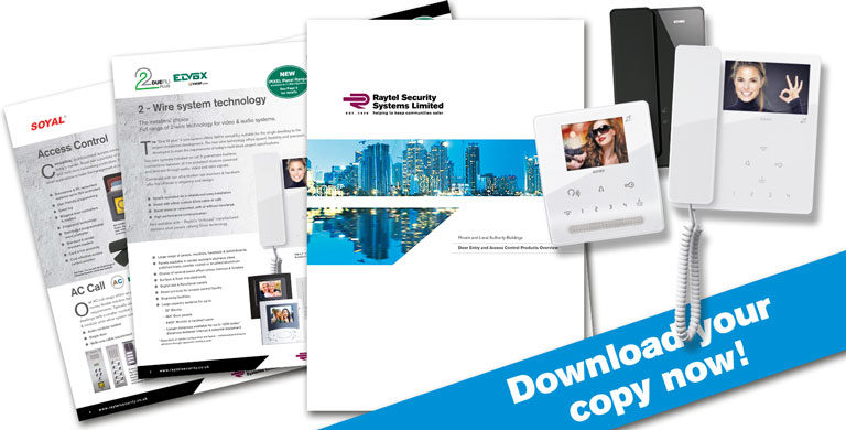 aytel Security Systems Product Overview brochure