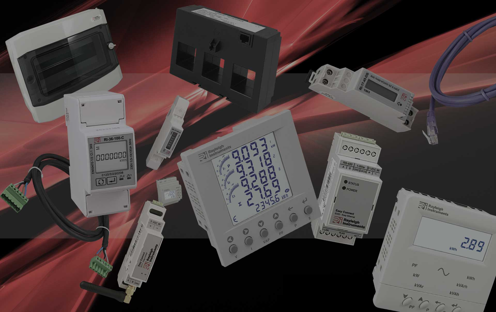Rayleigh Instruments Products