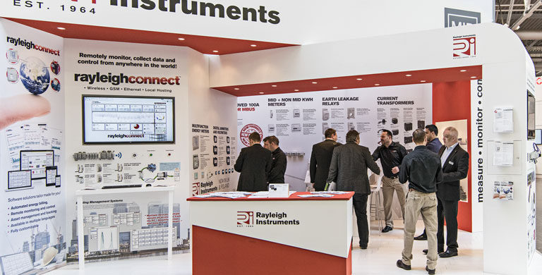 Rayleigh Instruments at Hannover Messe 2016