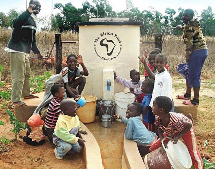 Africa Trust Elephant Pump